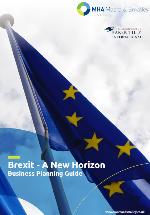 Brexit – A New Horizon – Business Planning Guide