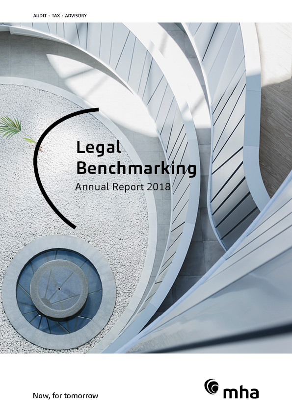 Legal Benchmarking Report 2018
