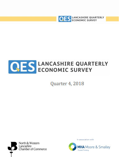 Lancashire Quarterly Economic Survey, Q4 2018