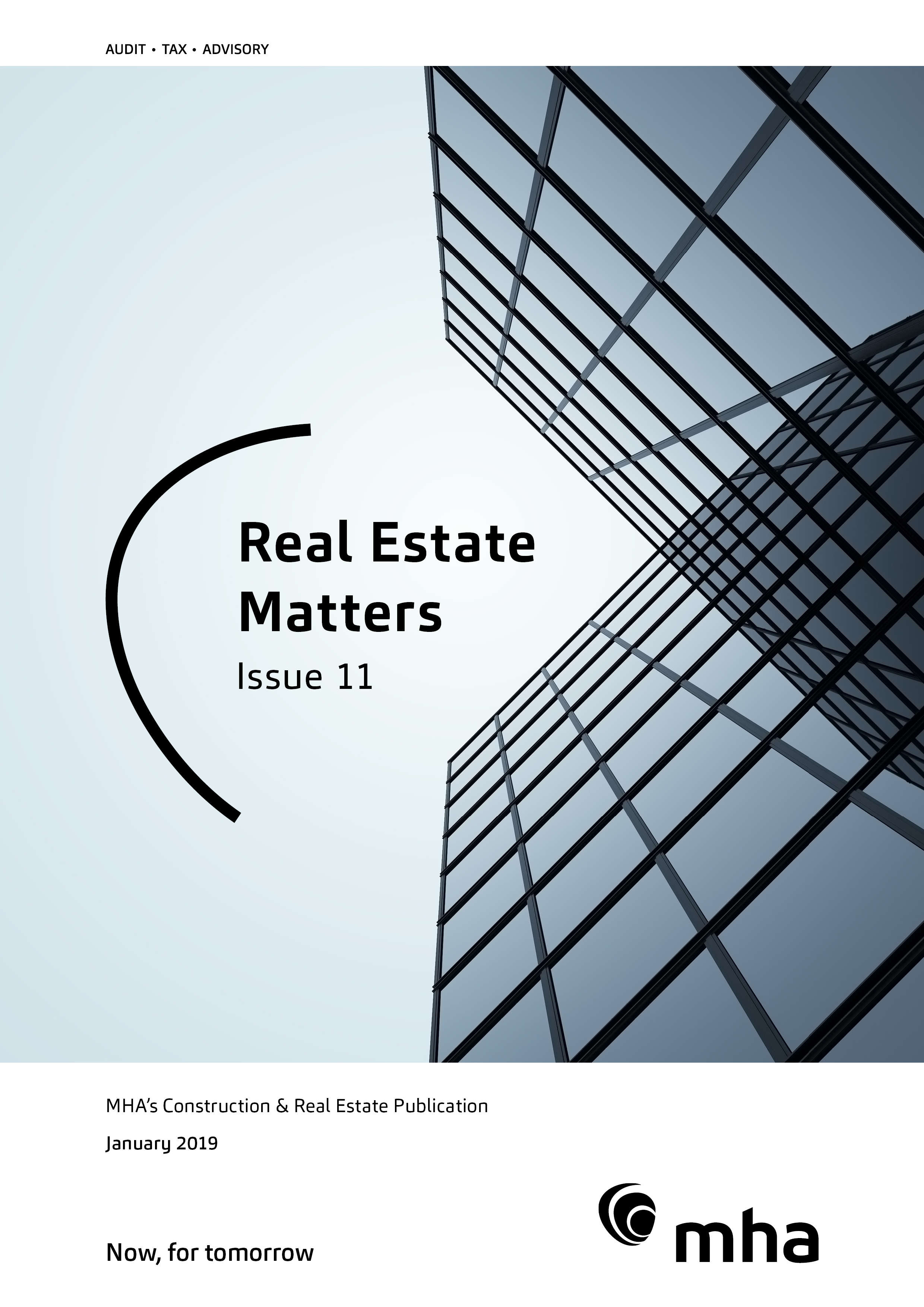 Real Estate Matters – Issue 11