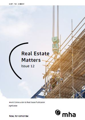 Real Estate Matters – Issue 12