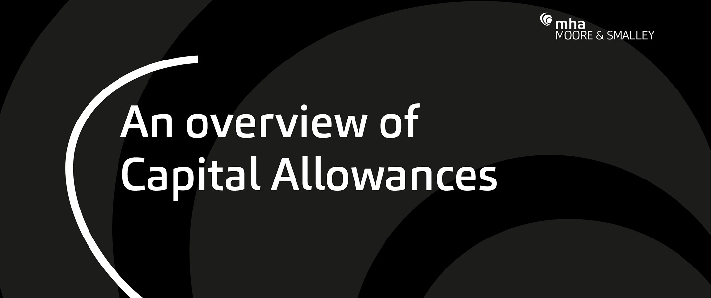 An overview of capital allowances