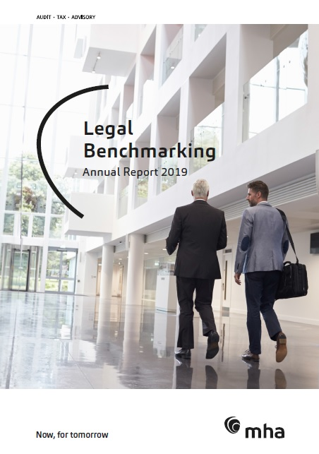 MHA Legal Benchmarking report 2019