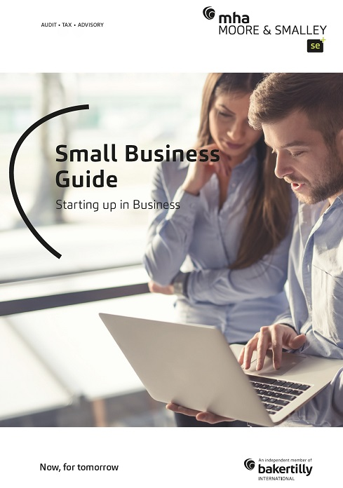 Small business guide – starting up in business