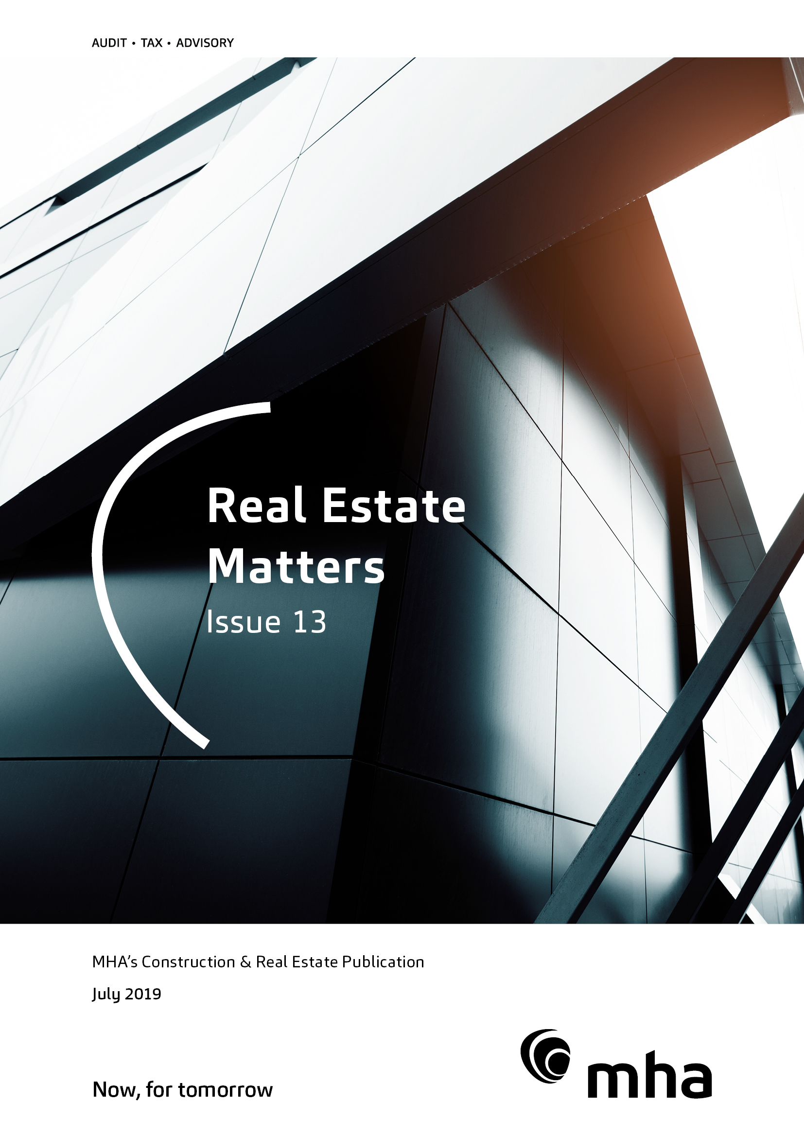 Real Estate Matters – Issue 13