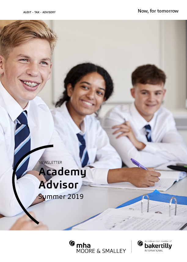 Academy Advisor Summer 2019