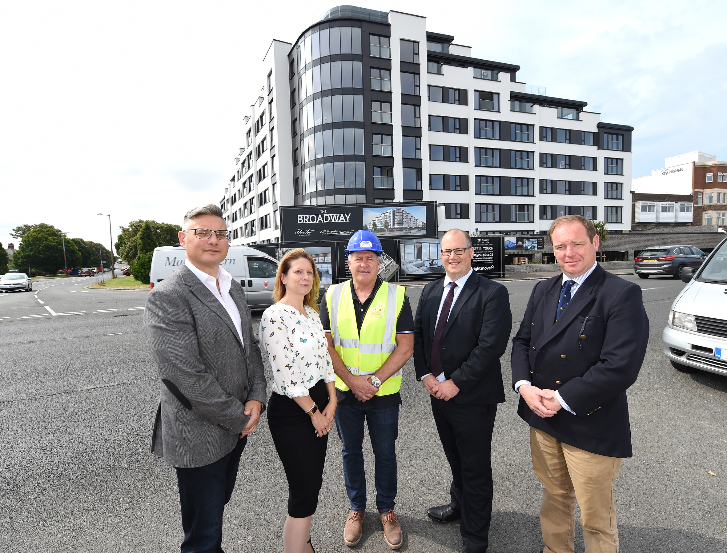 New multi-million pound residential development unveiled in Morecambe