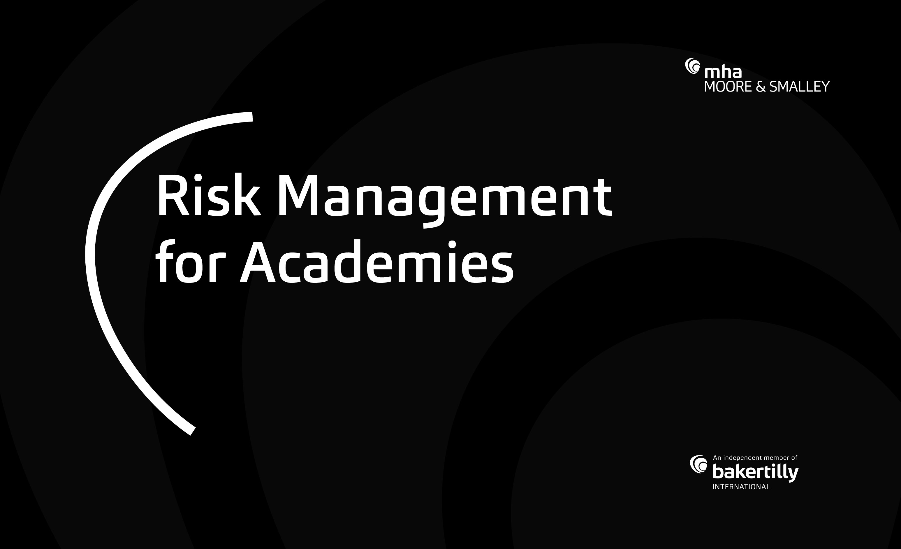 Risk Management for Academies