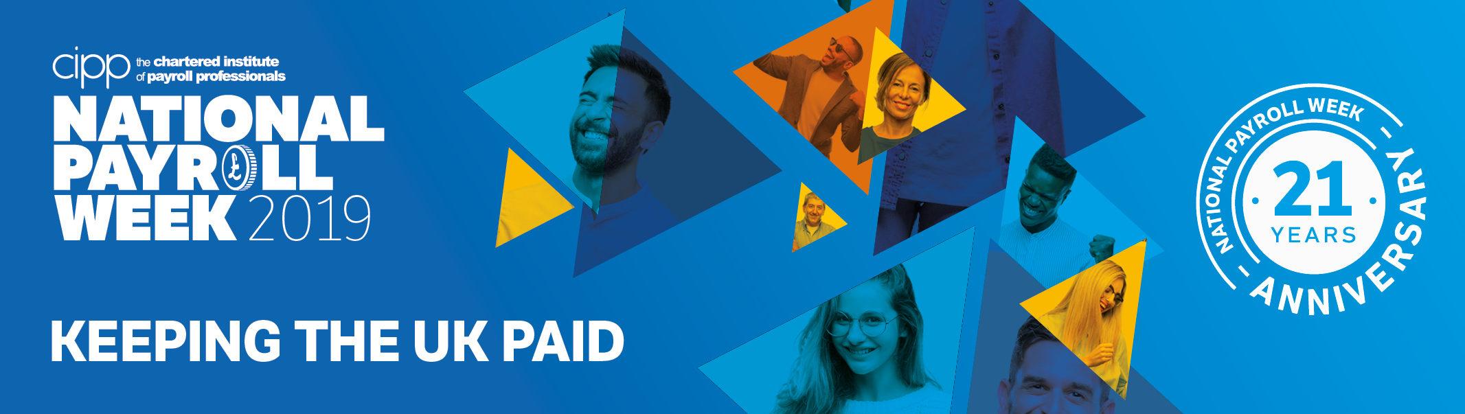 National Payroll Week 2019