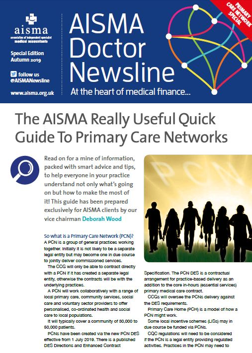 AISMA Doctor Newsline – Autumn 2019