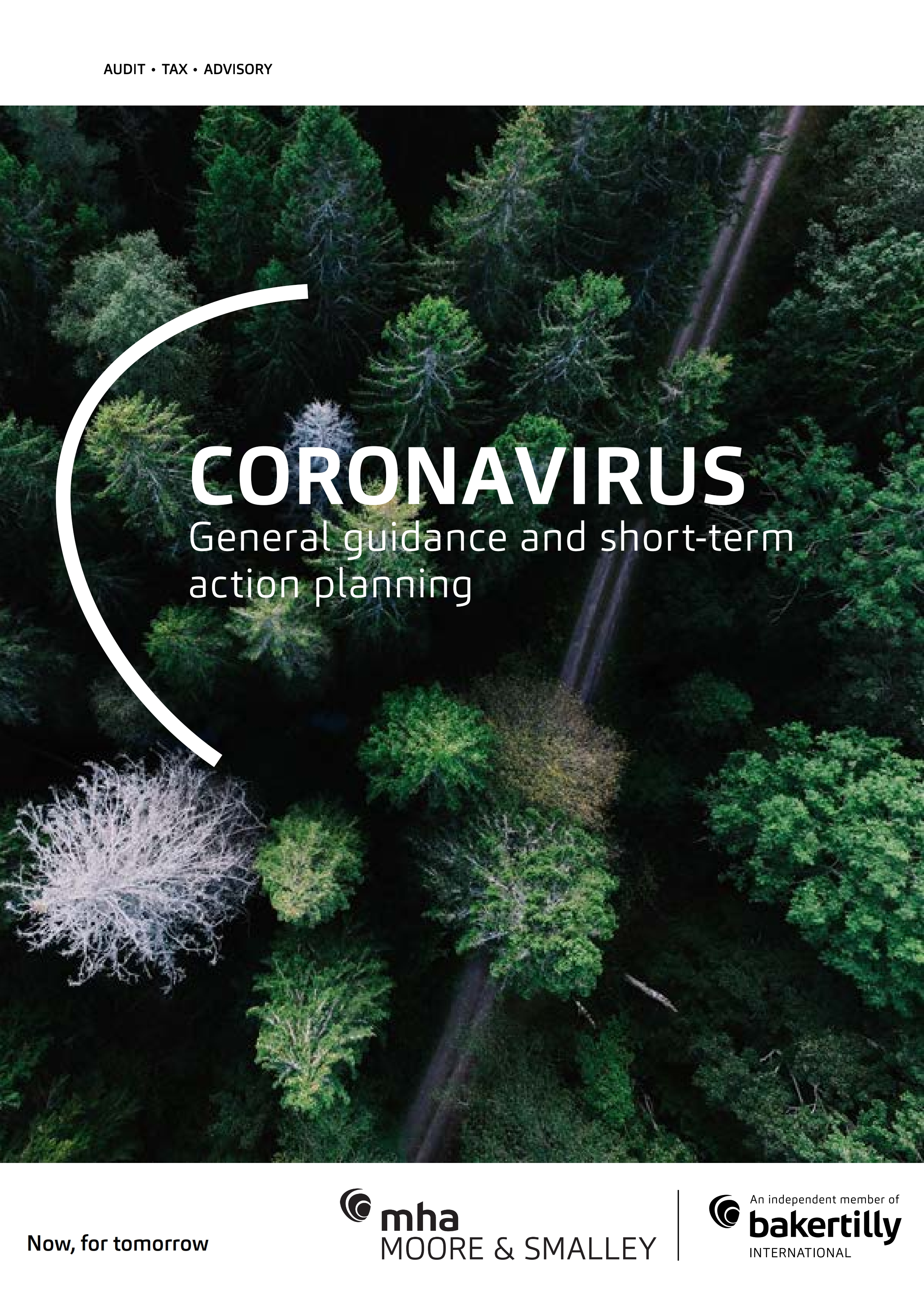 Coronavirus: General guidance and short-term action planning