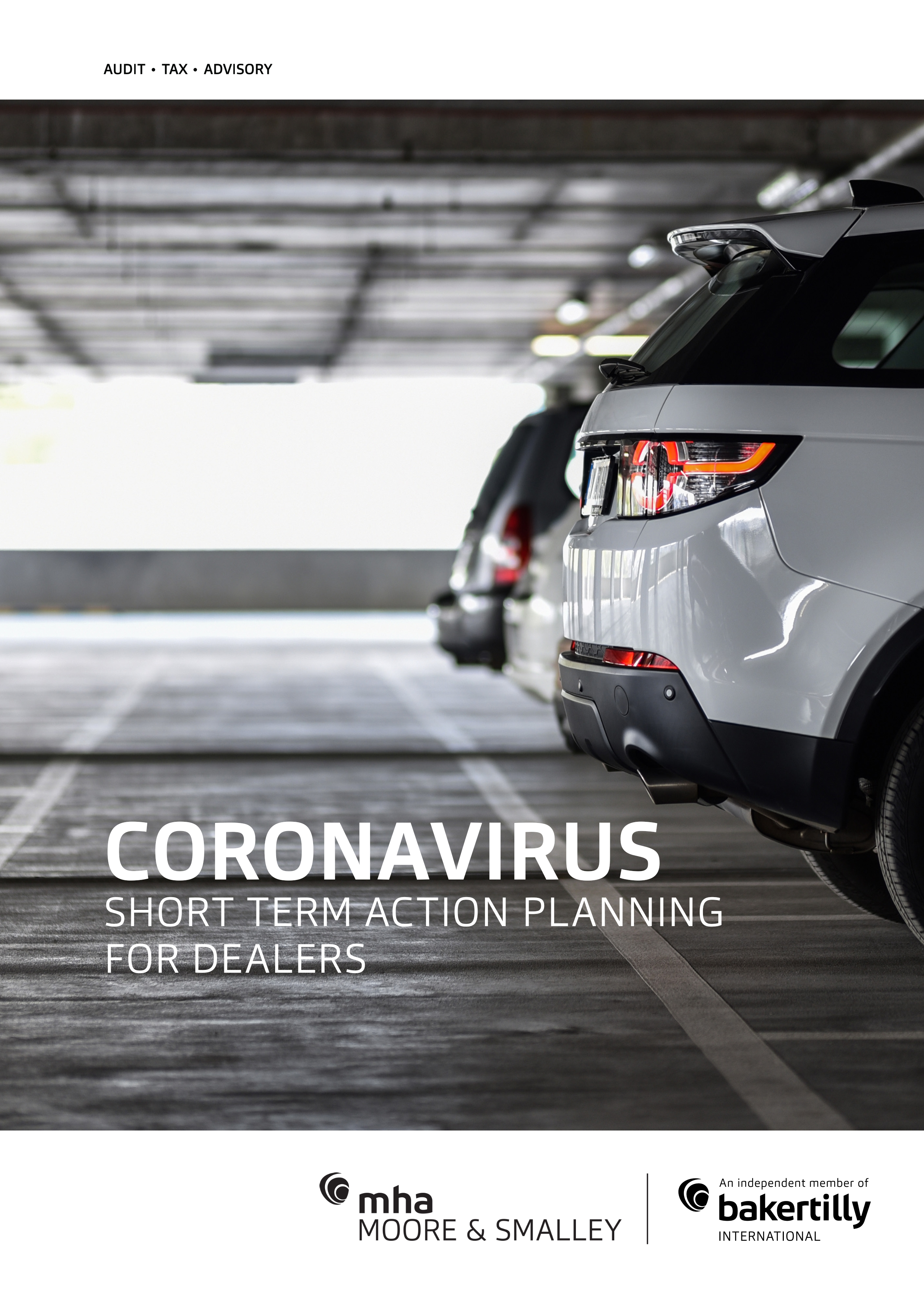 Coronavirus: Short term action planning for motor dealers