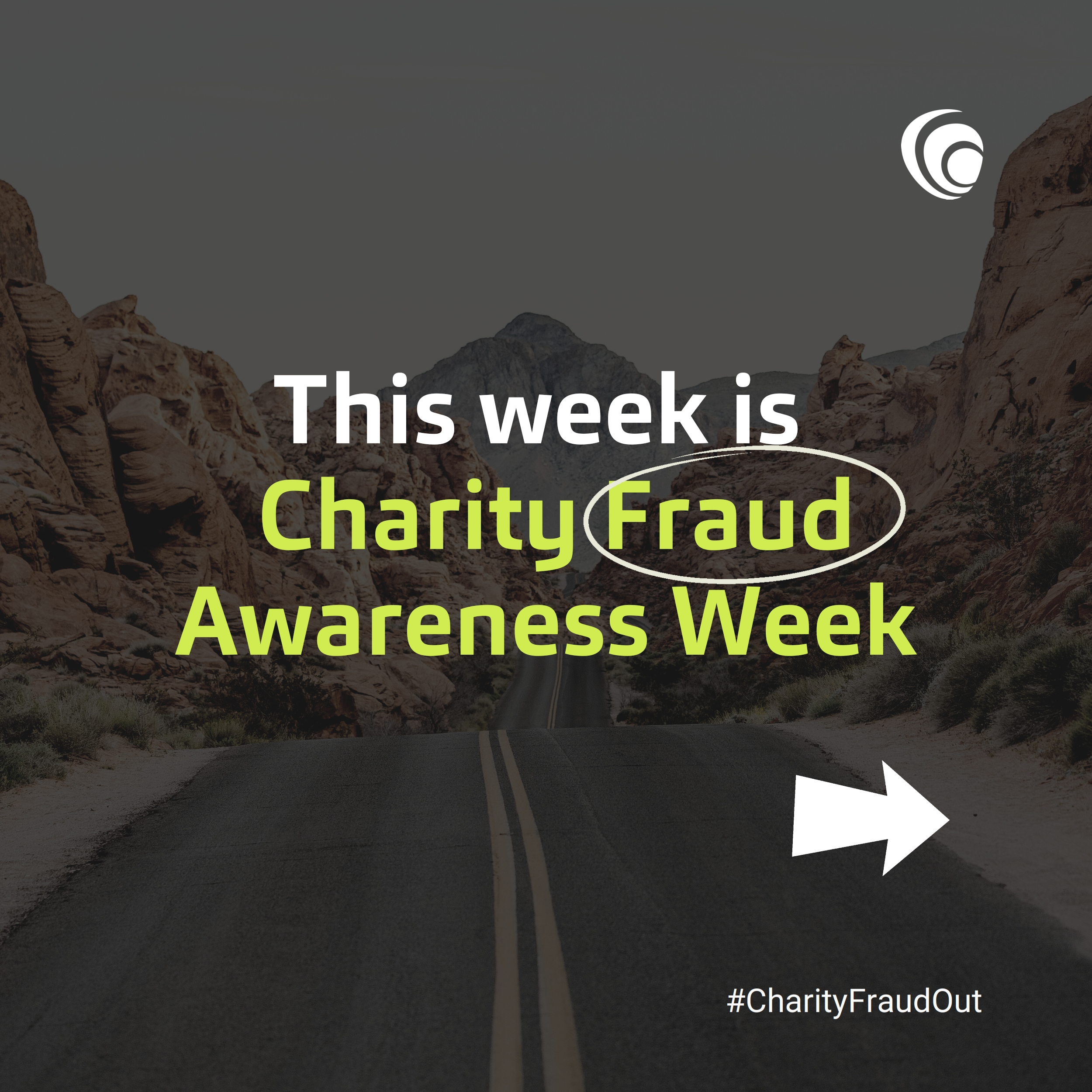 Charity Fraud Awareness Week October 2020