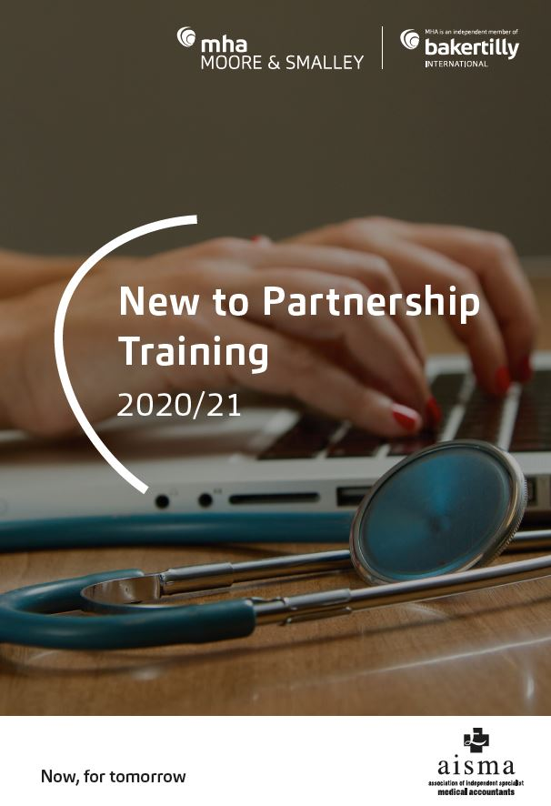 New to Partnership Training 2020/21