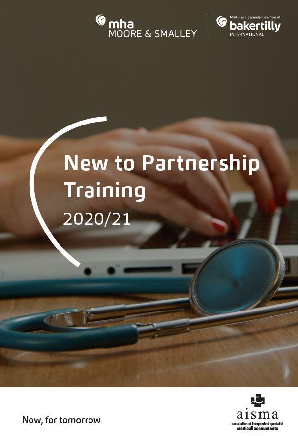 New to Partnership Training 2020/21