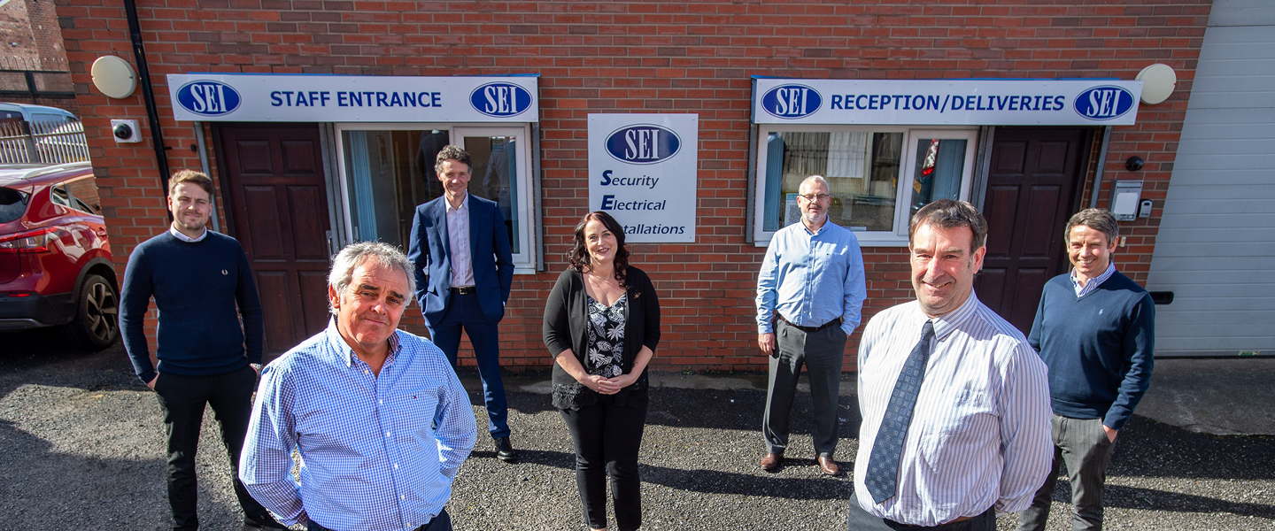 MBO for Lancashire security and electrical firm