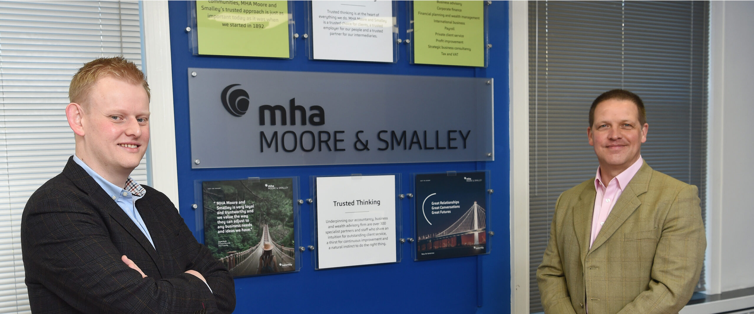 MHA Moore and Smalley appoints new partner