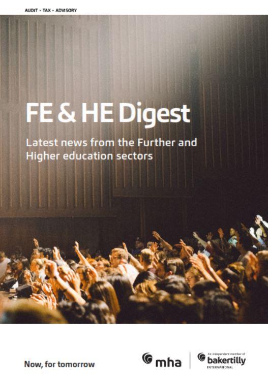 FE & HE Digest – Summer 2021