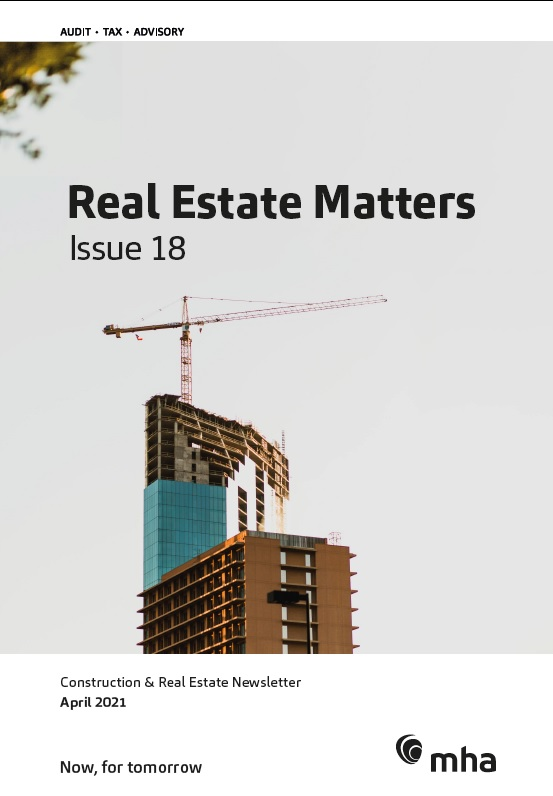 Real Estate Matters – Issue 18
