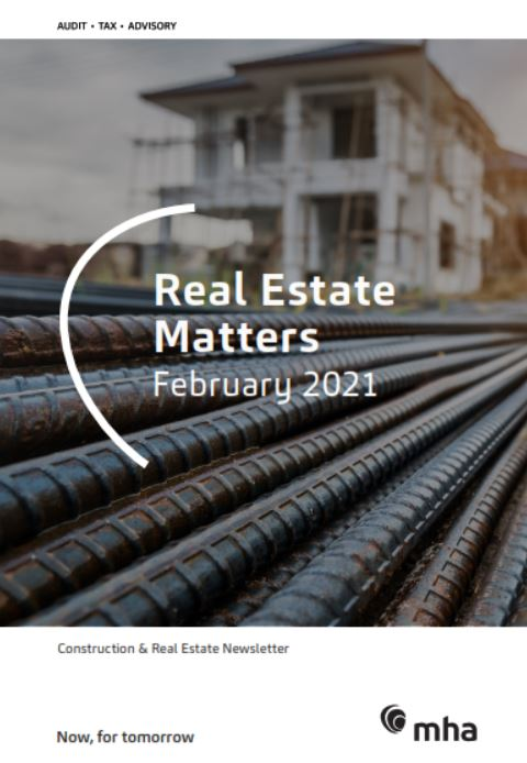 Real Estate Matters – Issue 17