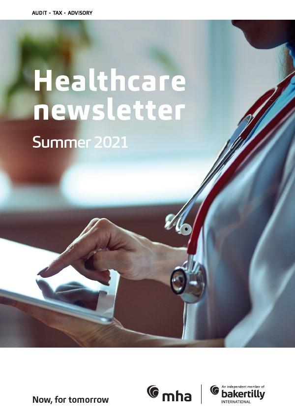 Healthcare Newsletter – Summer 2021