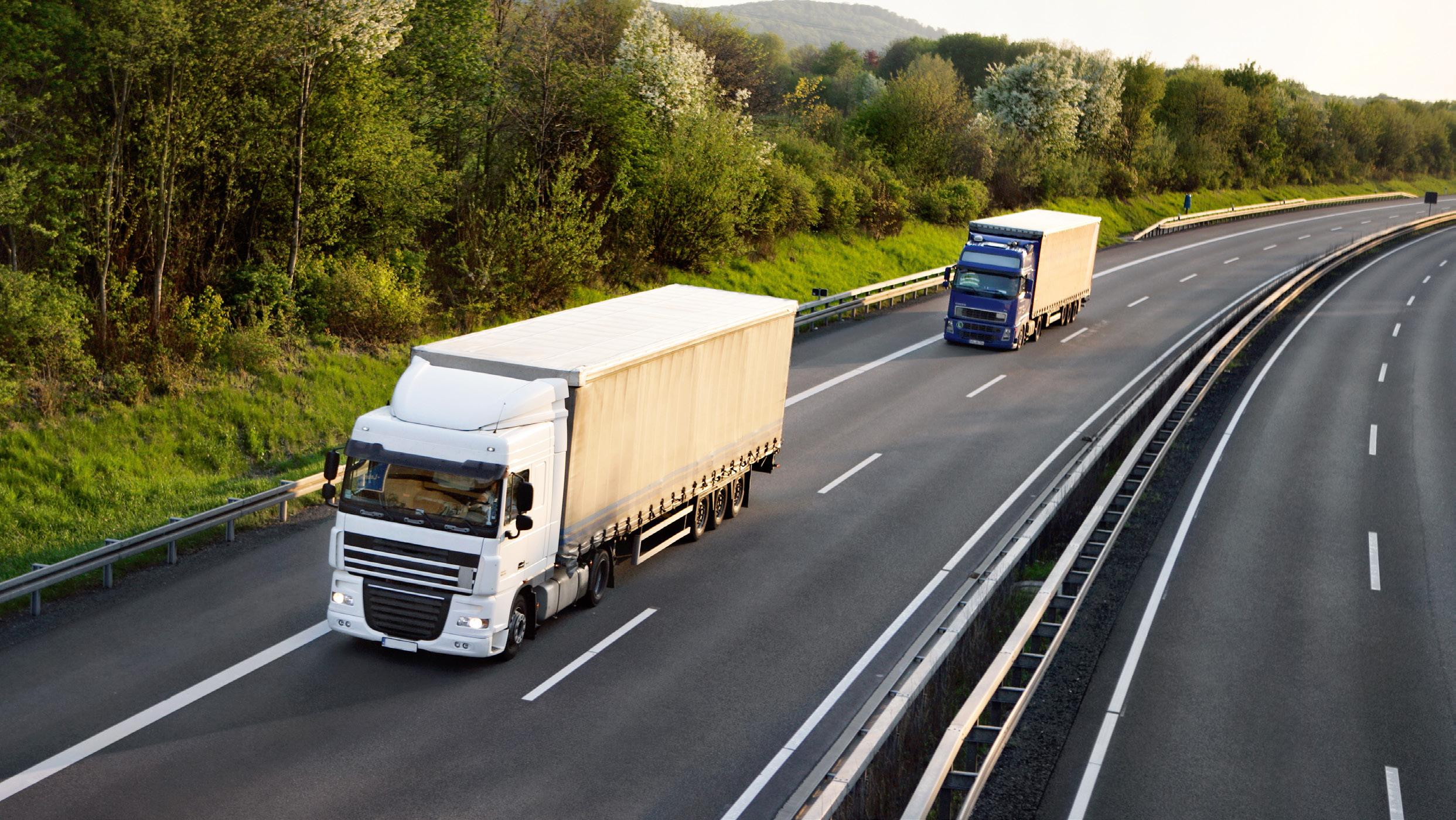 Road Haulage – Consolidation driving significant merger & acquisition demand