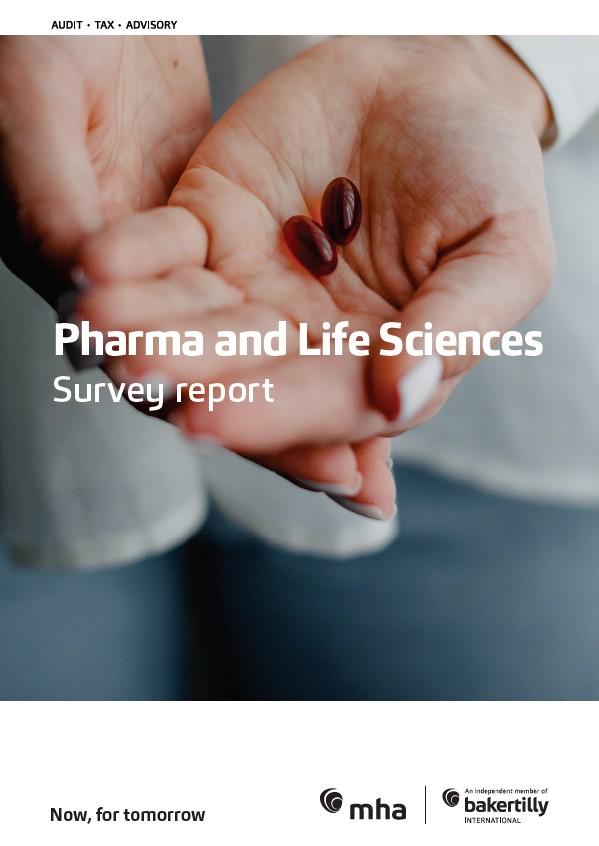 Pharma and Life Sciences Survey Report